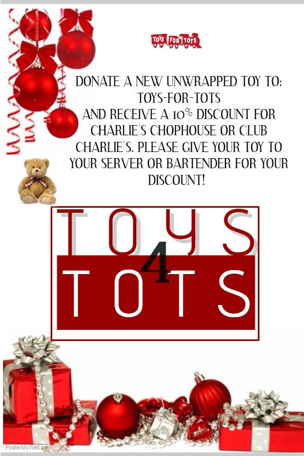 Toys For Tots Holiday Inn Southgate Banquet And Conference Center